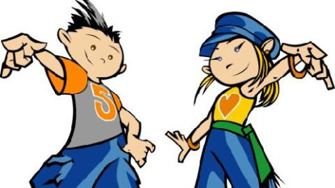 少儿街舞启蒙班(4到6岁孩子)_街舞_叶泽宇-跟谁学