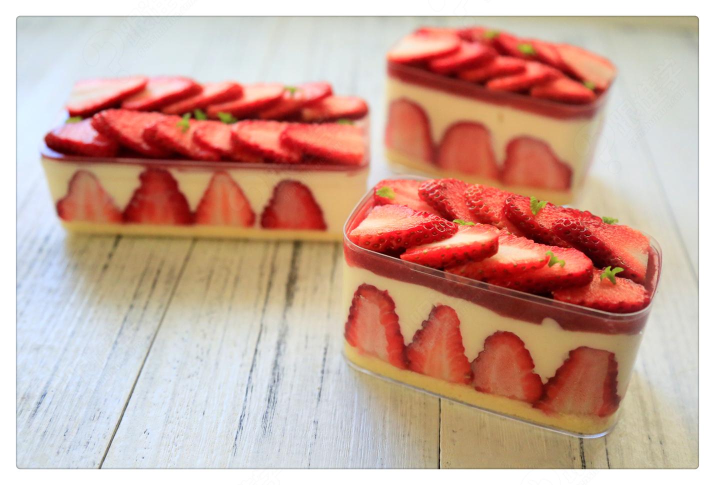 草莓结构图讲解