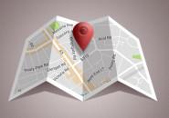个性图标-地图定位icon图标-黄薇