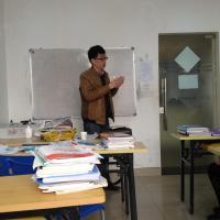张海军老师